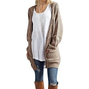 🎈Mossimo Long-sleeve Knit Cardigan🎈